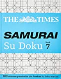 The Times Samurai Su Doku: Book 7