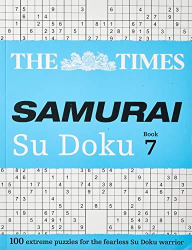 The-Times-Mind-Games: Times Samurai Su Doku 7