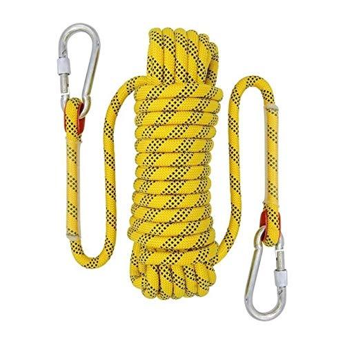 Al aire libre 20M al aire libre cuerda de escalada Diámetro 12...
