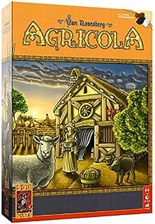 999 Games - Agricola Bordspel - Basisspel vanaf 12 jaar - Een van de beste spellen van 2016 - Uwe Rosenberg - Draften,Work...
