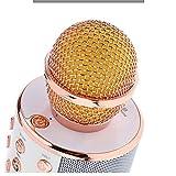 Immagine 1 king boutiques karaoke microfono altoparlante
