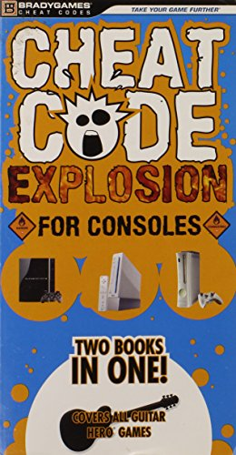 Cheat Code Explosion for Handhelds and Consoles (Nintendo DS, Playstation 2, 3,...
