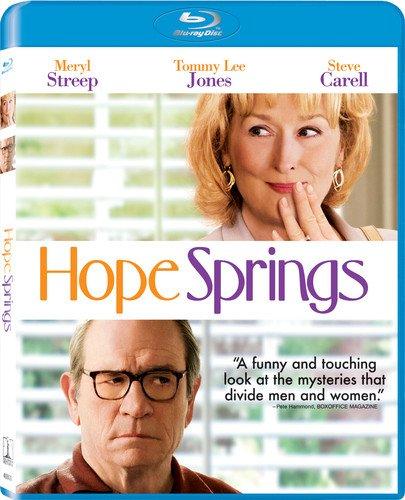 Hope Springs [Blu-ray] [Importado]