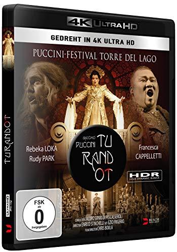 Puccini - Turandot (Festival Puccini 2016) (4K Ultra HD) [Blu-ray]