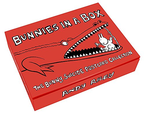 Bunnies in a Box: The Bunny Suicides Postcard Collection