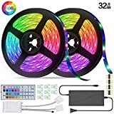 Best Ir Kits - Led Strip Lights, 32.8Ft(10m) Decoration 5050 RGB Light Review