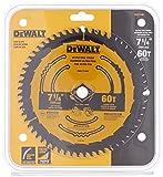 DEWALT DWA171460 7-1/4-Inch 60-Tooth...
