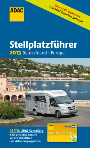 ADAC Campingbedarf Stellplatzführer, 21360 (ADAC Campingführer)