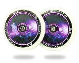 ROOT INDUSTRIES AIR Wheels 110mm - White/Galaxy