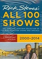 Rick Steves: Europe - All 100 Shows 2000 - 2014 [DVD] [Import]