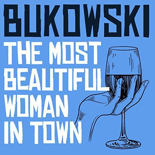 The Most Beautiful Woman in Town audiobook cover art