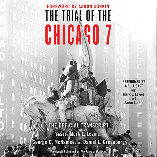 The Trial of the Chicago 7: The Official Transcript cover art