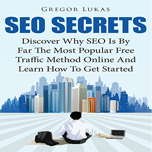 SEO Secrets audiobook cover art