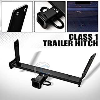 1-1//4-Inch Receiver  for Select Audi A4 A4 Quattro CURT 111643 Class 1 Trailer Hitch with Ball Mount Volkswagen Passat S4