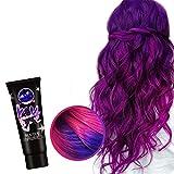 Fanville Magical Farbwechsel Haarfarbe Thermochrome Farbwechsel Wonder Dye Haarfarbe Mode Haarfarbe...