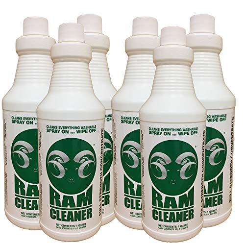 RAM All Purpose Cleaner Concentrate 6 Quart Bundle
