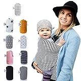 »fastique kids« Fular portabebés elastico para llevar al bebé fulares para hombre y mujer - tonga pañuelo portabebe ajustable …