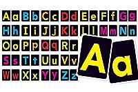 Big Letters A-Z Bulletin Board