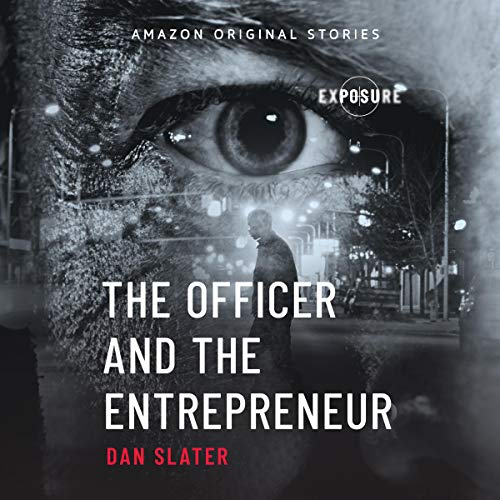 The Officer and the Entrepreneur audiobook cover art