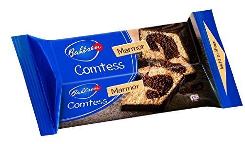 Bahlsen Comtess Marmor Rührkuchen mit Schokolade und Glasur 350g