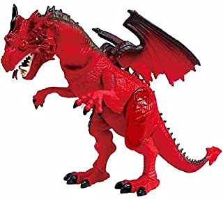 Dragon-I Mighty Megasaur Battery Operated Walking Dragon Toy