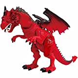 Dragon-I Mighty Megasaur Battery Operated Walking Dragon Toy