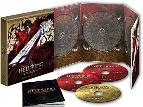 Hellsing Ultimate Episodios 1 A 10 Blu-Ray Edición...