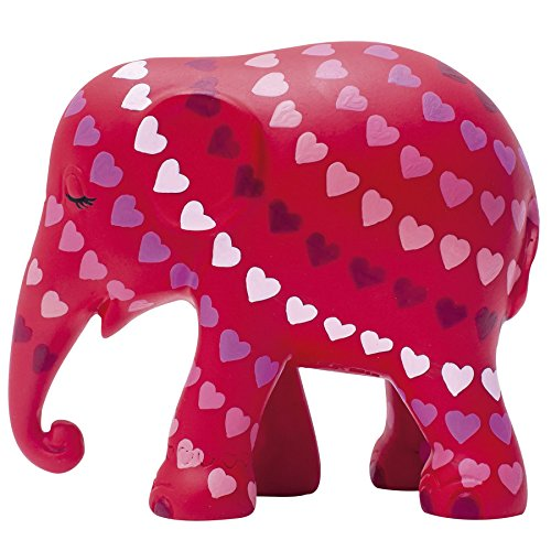 Elefant Parade Limited Edition Replica Elefant – I Heart You (10 cm)