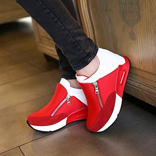 KHSKX-Deportes schuhe Casuales De Fondo Grueso Cómodo Agam schuhe schuhe De damen Zapato único Plato Coreano Pie La Pereza