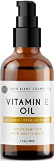 Sponsored Ad - Vitamin E Oil by Kate Blanc. Moisturizes Face and Skin. 28,000 IU. Reduce Appearance of Scars, Wrinkles, Da...