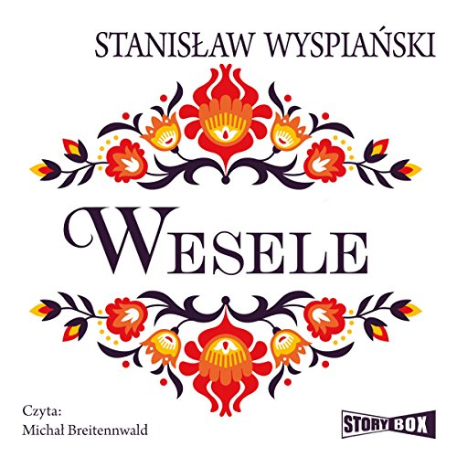 Wesele audiobook cover art