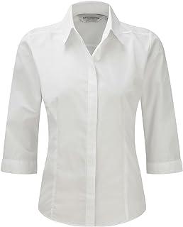 6ac078a38b Amazon.it: Maniche Tre Quarti - T-shirt, top e bluse / Donna ...