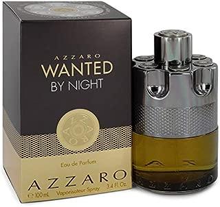 Azzaró Wänted By Nïght Cölogne For Men 3.4 oz Eau De Parfum Spray