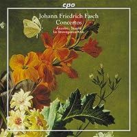 ファッシュ:序曲と5つの協奏曲(Fasch:Overture,Five Concertos)