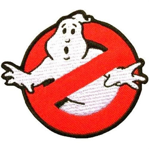 Buy Discount Ghostbusters No Ghost Halloween Movie Suit Jacket Embroidered Iron on Patch