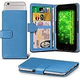 Fone-Case (Light Blue) Archos 50f Helium Case Clamp Style
