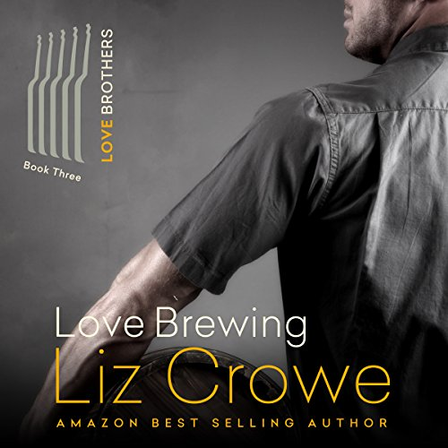Love Brewing audiobook cover art
