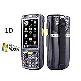 Windows Mobile 6.5 bewegliche bewegliche 1D 2D Bacode Datensammler mit WiFi Bluetooth2.0 IP65...
