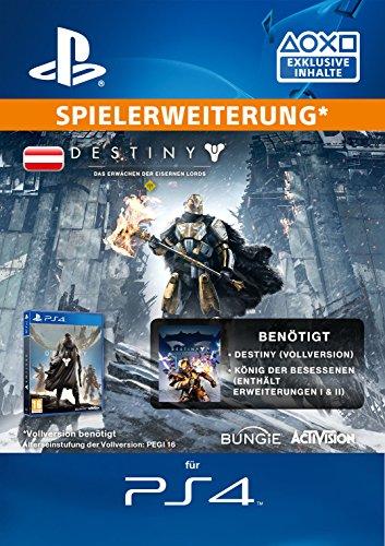 Destiny: Das Erwachen des Eisernen Lords DLC [PS4 PSN Code - österreichisches Konto]