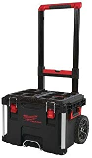 Milwaukee 4932464078 932464078 PACKOUT Trolley Case 1, Red