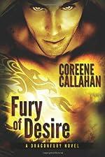 Fury of Desire (Dragonfury Book 4)