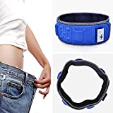 Healsmile Electric Slimming Belt X5 Times Vibration Massage Weight Lose Belt Burning Fat Lose Weight Shake Belt Waist Trainer for Men & Women