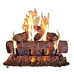 best looking gas logs