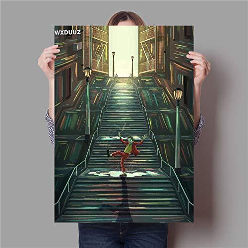 No frame Spoof Joker Schilderkwaliteit Home Decor Art Decor living wall art Kinderkamer Kinderkamer posters canvas schilderij 40x60cm