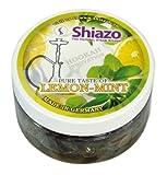 SHIAZO - Pierre à Chicha à Vapeur pour Foyers, Goût Menthe/Citron (Sans Tabac,...