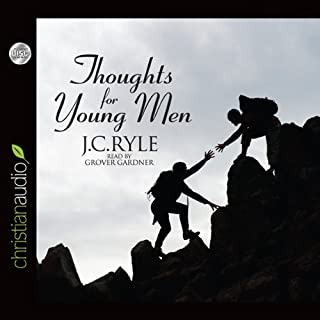 Thoughts for Young Men audiobook cover art