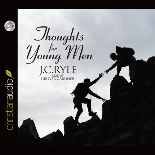 Thoughts for Young Men cover art