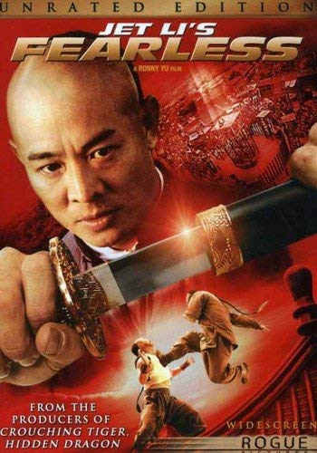 Jet Li's Fearless (Unrated Widescreen Edition) by Jet Li