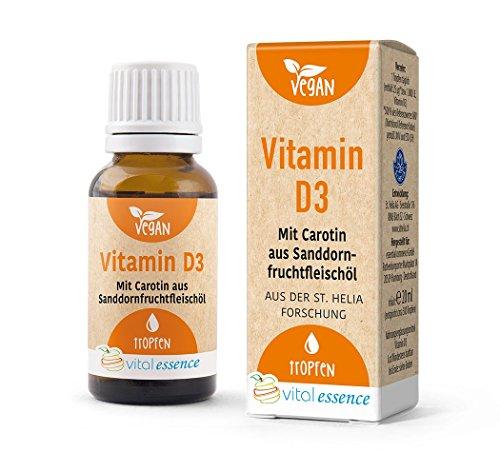 Vitamin D - D3 Hochdosiert Qualität aus der Schweiz