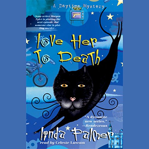 Love Her to Death audiobook cover art